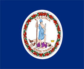 Virginia Flag 2